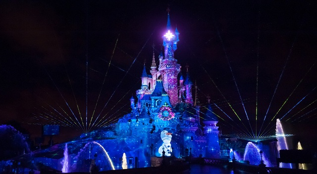 Disneyland ve Paris Turu 4 Gece
